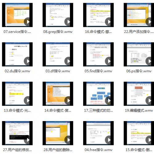 Linux视频教程黑马Linux视频课程之LAMP编程(二)
