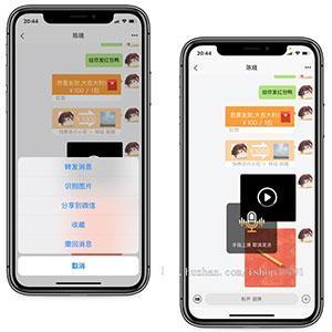 2020年7月29号H5聊天系统-仿微信即时通讯 安卓苹果双端IM聊天APP源码+视频教程